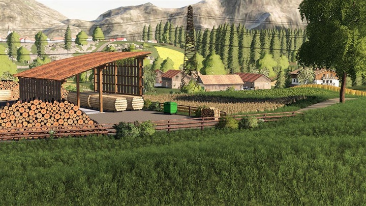 Photo of FS19 – Slovenya Haritası V1.0.0.1