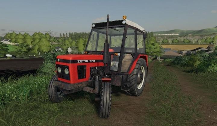Photo of FS19 – Zetor 77 Serisi Paketi V1.1