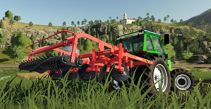 Photo of FS19 – Agrifull 90 S Traktör Modu