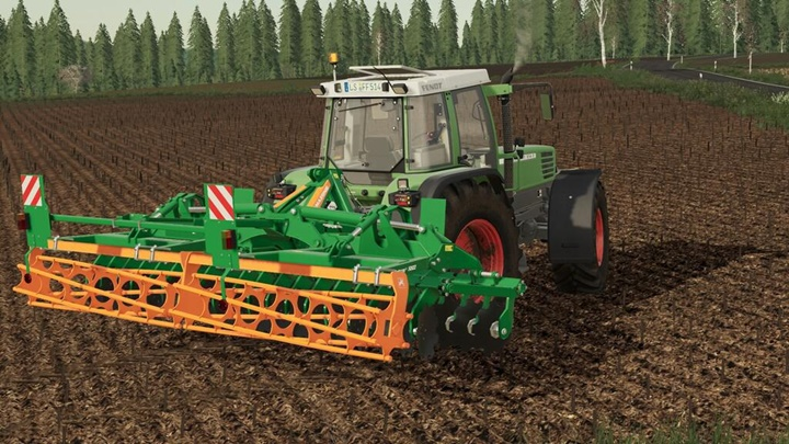 Photo of FS19 – Amazone Catros 5002 Kültivatör Modu