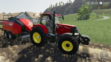 Photo of FS19 – Case Ih Puma CVX 165 Traktör Modu