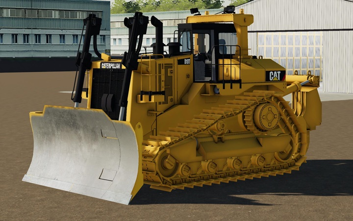 Photo of FS19 – Caterpillar D10T Paletli Dozer V2.0