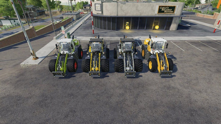 Photo of FS19 – Claas Torion 1914