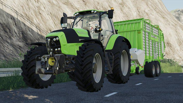 Photo of FS19 – Deutz Serisi 7 TTV Traktör V2.1.0.1