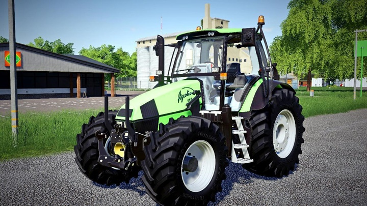 Photo of FS19 – Deutz Agrotron 115 Traktör Modu