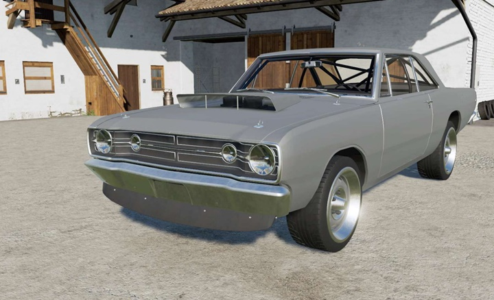 Photo of FS19 – Dodge Dart 1968 Model Araba Modu V2
