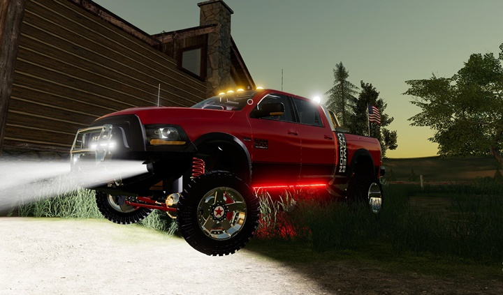 Photo of FS19 – Dodge Power Wagon