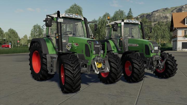 Photo of FS19 – Fendt 400 Vario Traktör V2.0