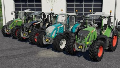 Photo of FS19 – Fendt 714 – 724 Vario S4 Traktör Modu V1.2