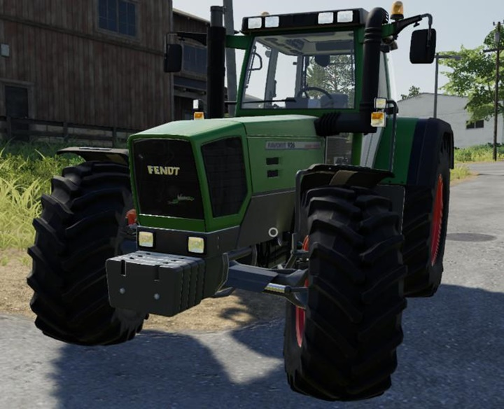 Photo of FS19 – Fendt 900 Favorit Traktör