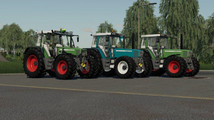 Photo of FS19 – Fendt Favorit 500 Traktör Modu