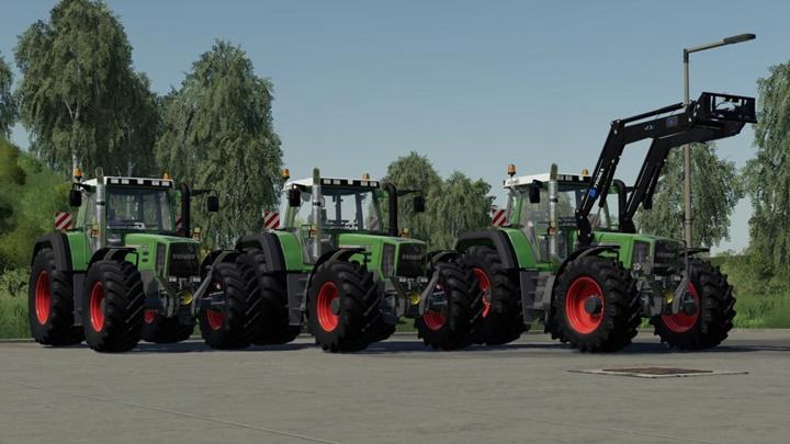Photo of FS19 – Fendt Favorit 800 Traktör Modu