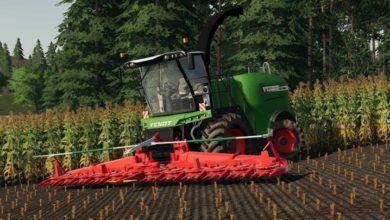Photo of FS19 – Fendt Katana 65/85 Biçerdöver Modu V2