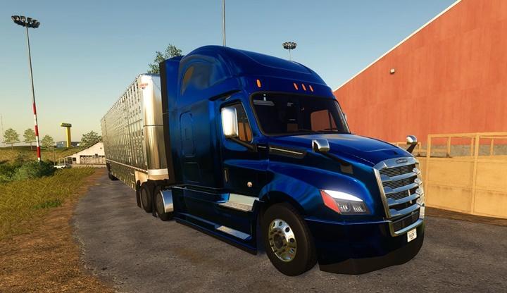 Photo of FS19 – Freightliner Cascadia P4 Tır Modu