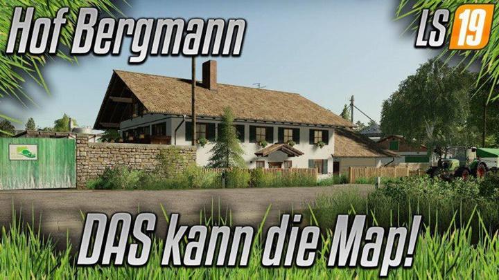 Photo of FS19 – Hof Bergmann Çiftlik Haritası V1.0.0.6