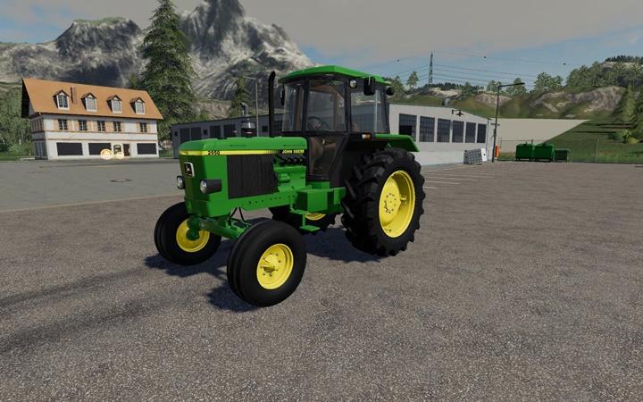 Photo of FS19 – John Deere 2X50 Traktör Modu