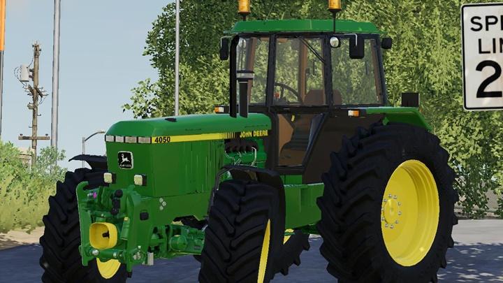 Photo of FS19 – John Deere 4×50 Traktör Modu V1.0.0.2