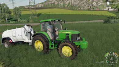 Photo of FS19 – John Deere 6030 Premium 4 Silindirli Traktör Modu