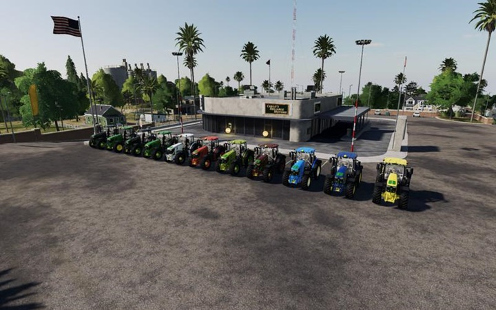 Photo of FS19 – John Deere 6R Serisi Traktör Modu