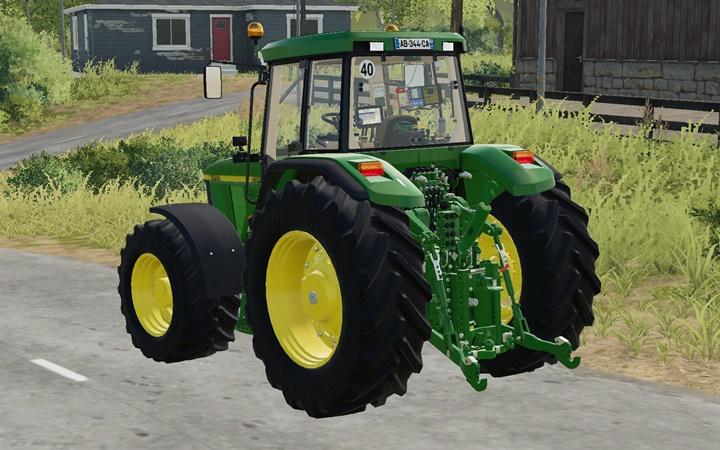 Photo of FS19 – John Deere 7810 + ARM Traktör Modu