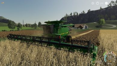 Photo of FS19 – John Deere 9600 – 9610 Biçerdöver Modu