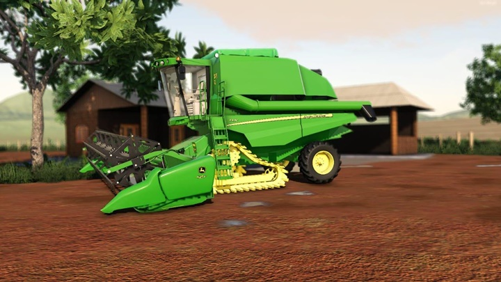 Photo of FS19 – John Deere S440 Biçerdöver Modu