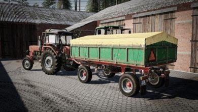 Photo of FS19 – Lizard D35 Römork Paketi V2.1