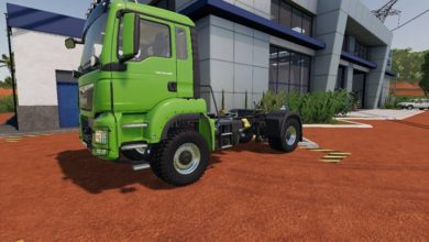 Photo of FS19 – Man Tgs Serisi V1.0.0.5