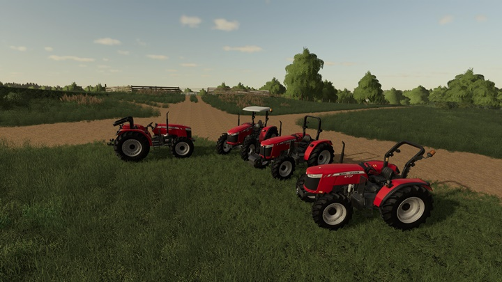 Photo of FS19 – Massey Ferguson 4700 Serisi V1.7