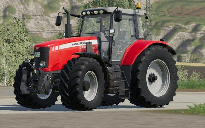 Photo of FS19 – Massey Ferguson 74000 Traktör Modu V1.0.0.1
