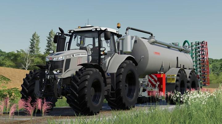 Photo of FS19 – Massey Ferguson 7700S Traktör Modu V1.2.1.0