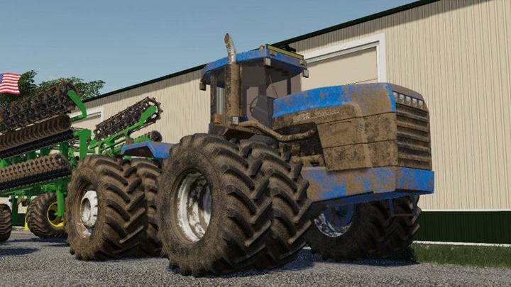Photo of FS19 – New Holland 9882 Traktör Modu