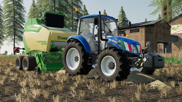 Photo of FS19 – New Holland T4 Traktör Modu
