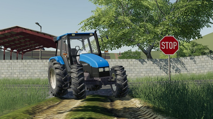 Photo of FS19 – New Holland TL90 Traktör Modu V2.0