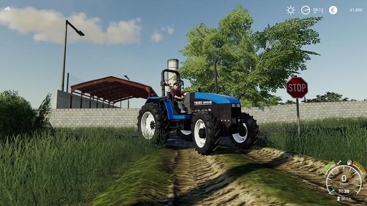 Photo of FS19 – New Holland TS90 Traktör Modu V3.0