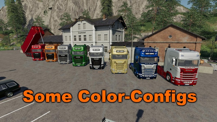 Photo of FS19 – Scania S 580 – 730 V2.1