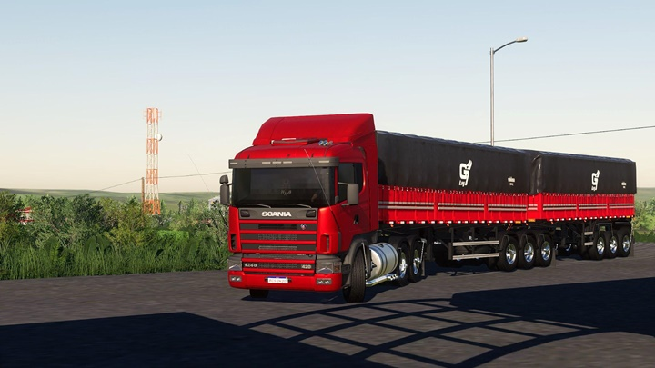 Photo of FS19 – Scania Paketi V3
