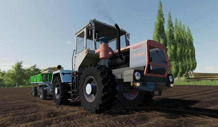 Photo of FS19 – Skoda Liaz 180 Traktör Modu