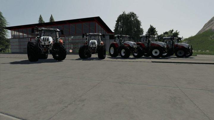 Photo of FS19 – Steyr CFT 4100 Traktör Modu