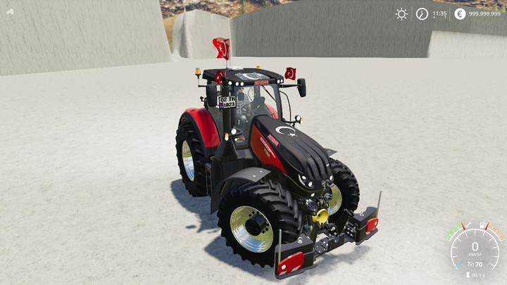 Photo of FS19 – Steyr Terrus CVT 6300 Turbo Traktör Modu V1.5