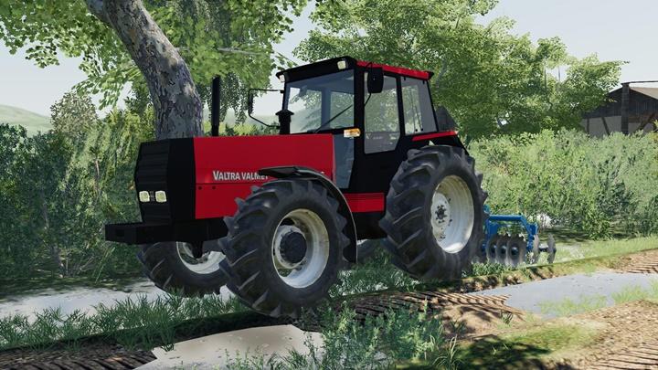 Photo of FS19 – Valtra Valmet 1180S Traktör Modu