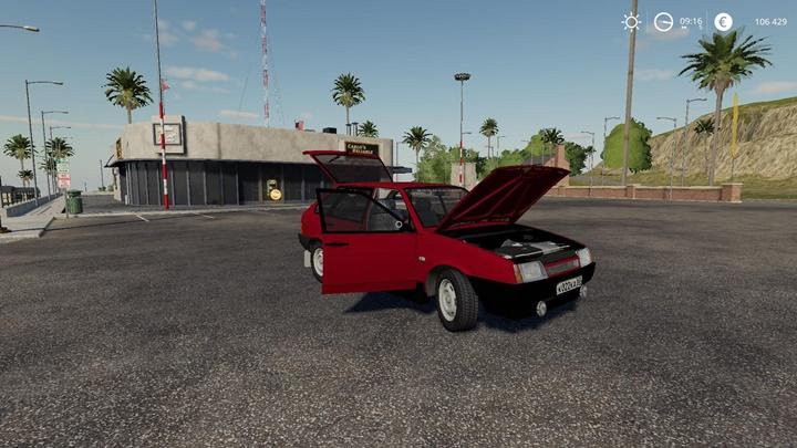 Photo of FS19 – Vaz 2109 Araba Modu