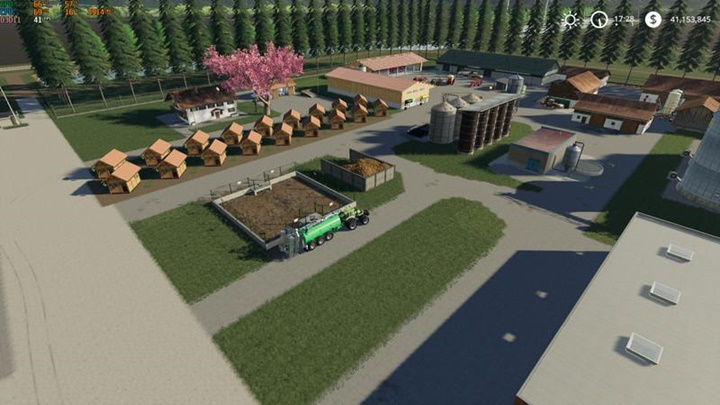 Photo of FS19 – XLFarms X1 Çiftlik Haritası V2.0.0.6