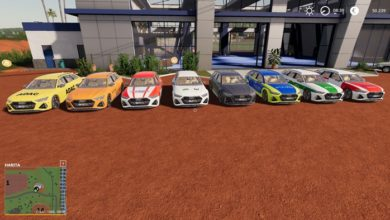 Photo of FS19 – Audi RS6 Avant 2020 Model Araba Modu V0.9