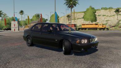 Photo of FS19 – BMW 530D Araba Modu