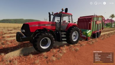 Photo of FS19 – Case Ih Magnum MX200 Serisi