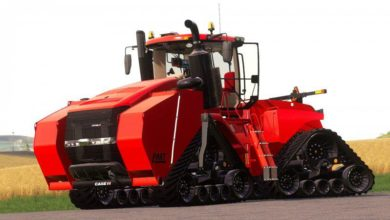 Photo of FS19 – Case Ih Steiger / Quadtrac Traktör V3.2