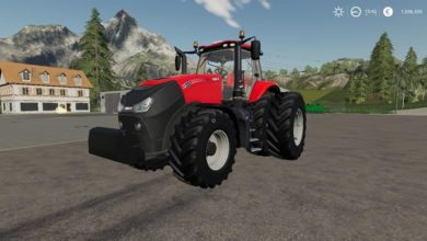Photo of FS19 – Case IH Magnum 2020 Serisi