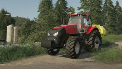 Photo of FS19 – Case Magnum 2020 Traktör Modu