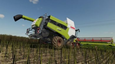 Photo of FS19 – Claas Lexion 5300 – 6900 Biçerdöver Modu
